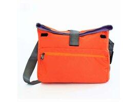 """Taška na notebook 15,6"""", ACTION LIFESTYLE BAG, oranžová z polyesteru"""