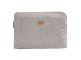 "Sleeve na macbook pro 15"", Sirius Salt & Pepper, šedý z polyesteru, Golla"