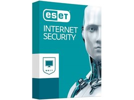 BOX ESET Internet Security pre 1PC / 1 rok