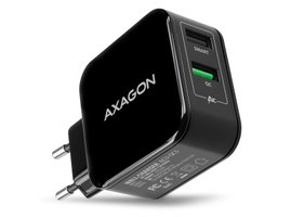 AXAGON ACU-QC5 QC3.0 + 2.6A WALL CHARGER