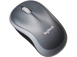 Logitech  Wireless Mouse M185 - SWIFT GREY