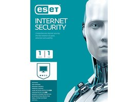 OEM ESET Internet Security pre 1PC / 1 rok BUNDLE