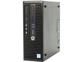 HP PDesk400 G3