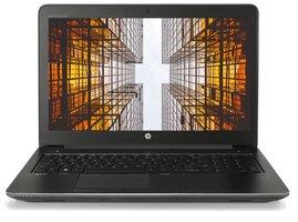 HP ZBook 15 G3 Mobile Workstation - B kategória