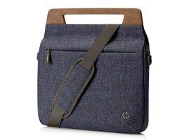"Taška na notebook 14"", HP Renew Navy Brief Case, navy blue z polyesteru"