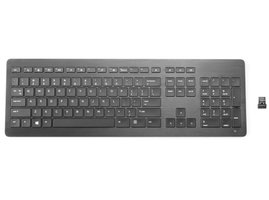 HP Wireless Premium klávesnica