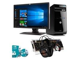 "HP PRO 3500 TOWER + 22""LCD + set kláv. a myš + ESET(BUNDLE)"