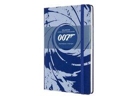 James Bond zápisník - limitovaná edícia 007