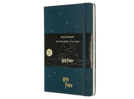 Harry Potter zápisník - limitovaná zelená edícia