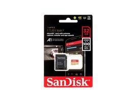 SanDisk MicroSDHC karta 32GB Extreme