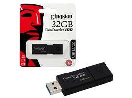 Kingston 32GB DataTraveler DT100 Gen 3 USB 3.0