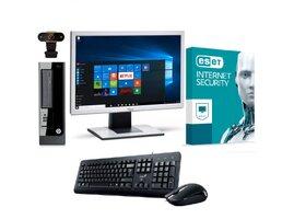 "HP PRO 3300 TOWER+22""LCD+set kláv. a myš + ESET(BUNDLE)"