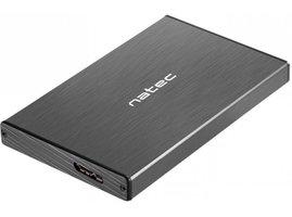 "Externý USB HDD 500 GB 2,5"" ALU čierny"